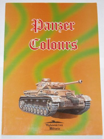 Panzer Colours, by Janusz Ledwoch